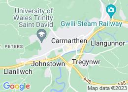 Carmarthen,Dyfed,UK