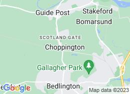 Choppington,Northumberland,UK