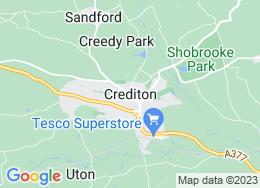 Crediton,Devon,UK