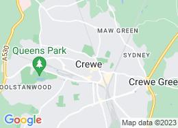 Crewe,Cheshire,UK