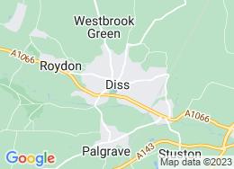 Diss,uk
