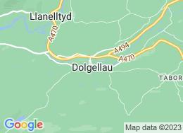 Dolgellau,Gwynedd,UK