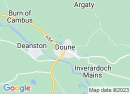 Doune,Perthshire,UK