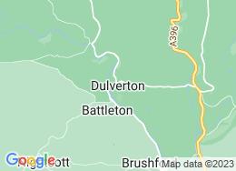 Dulverton,Somerset,UK