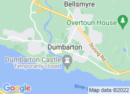 Dumbarton,Dunbartonshire,UK