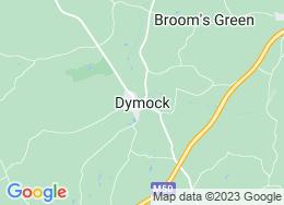 Dymock,Gloucestershire,UK
