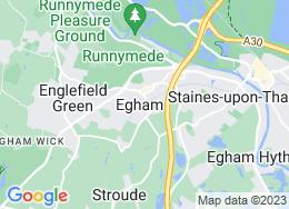 Egham,Surrey,UK