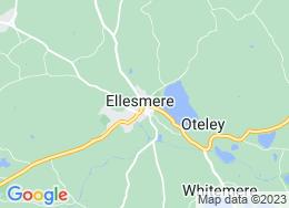 Ellesmere,Shropshire,UK