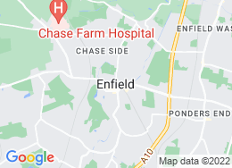 Enfield Town,uk