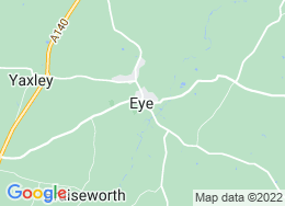 Eye,Suffolk,UK