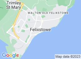 Felixstowe,Suffolk,UK