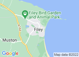 Filey,North Yorkshire,UK