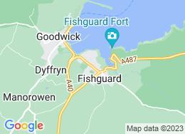 Fishguard,Dyfed,UK