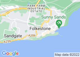 Folkestone,Kent,UK