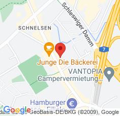 Google Maps / Routenplaner Augenarzt HH-Schnelsen