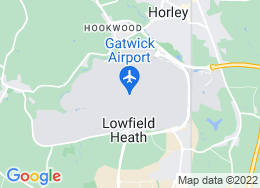 Gatwick,West Sussex,UK