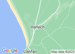 Harlech,Gwynedd,UK
