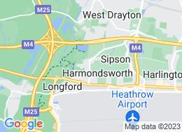Harmondsworth,London,UK