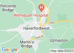 Haverfordwest,Dyfed,UK