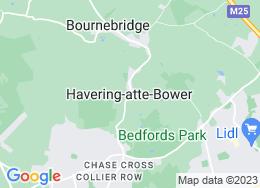 Havering-atte-Bower,London,UK
