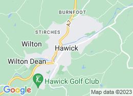 Hawick,Roxburghshire,UK