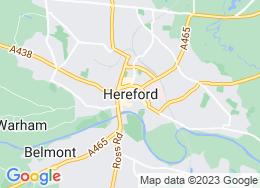 Hereford,Herefordshire,UK