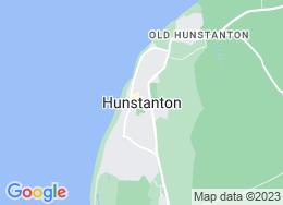 Hunstanton,Norfolk,UK