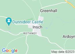 Insch,Aberdeenshire,UK