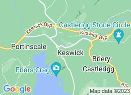 Keswick,Cumbria,UK