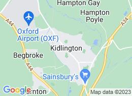 Kidlington,Oxfordshire,UK