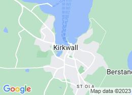 Kirkwall,Orkney,UK