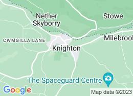 Knighton,Powys,UK