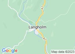 Langholm,Dumfriesshire,UK