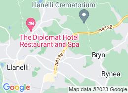 Llanelli,Dyfed,UK