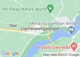 Llanfairpwllgwyngyll,Gwynedd,UK