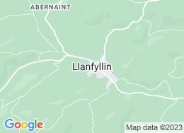 Llanfyllin,Powys,UK