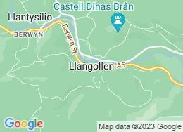 Llangollen,Clwyd,UK
