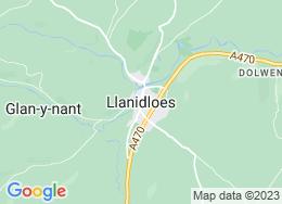 Llanidloes,Powys,UK