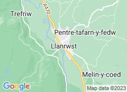 Llanrwst,Gwynedd,UK