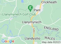 Llanymynech,Powys,UK