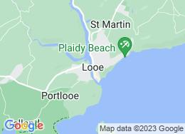 Looe,Cornwall,UK