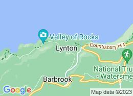Lynton,Devon,UK