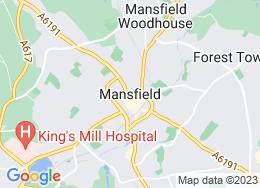 Mansfield,Nottinghamshire,UK