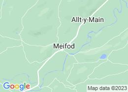 Meifod,Powys,UK