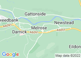 Melrose,Roxburghshire,UK