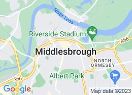 Middlesbrough,Cleveland,UK