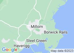 Millom,Cumbria,UK
