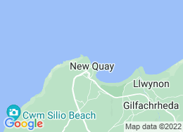 New quay,Dyfed,UK