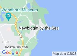 Newbiggin-by-the-sea,Northumberland,UK