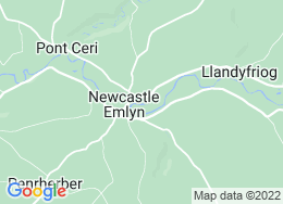 Newcastle emlyn,Dyfed,UK